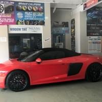 car window tinting Miami 33131, auto window tinting Miami near me, Suntek car tinting