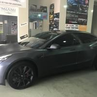 Tesla 3M Crystalline Window Tinting Miami, 3M Color Stable Tinting Miami, 3M Car Tinting near me, 3M window tinting near me