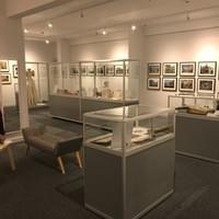 Artefact display cabinets for Bankfield Museum, Halifax