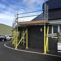Commercial Scaffolding Ilfracombe