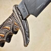 "THE ""KHIMERA' KNIFE"
