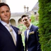 The Grooms at Clivedon