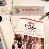 Kelley was invited to serve on the She Knows/BlogHer Advisory Board.