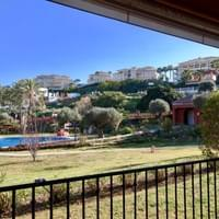 Ground floor terrace Mijas Golf