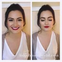 Alabama Wedding Makeup by Lisa Johnson