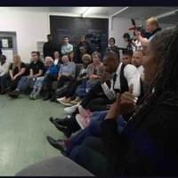 Forum Event with Police Commissioner on knife crime at Ashburton Youth Centre