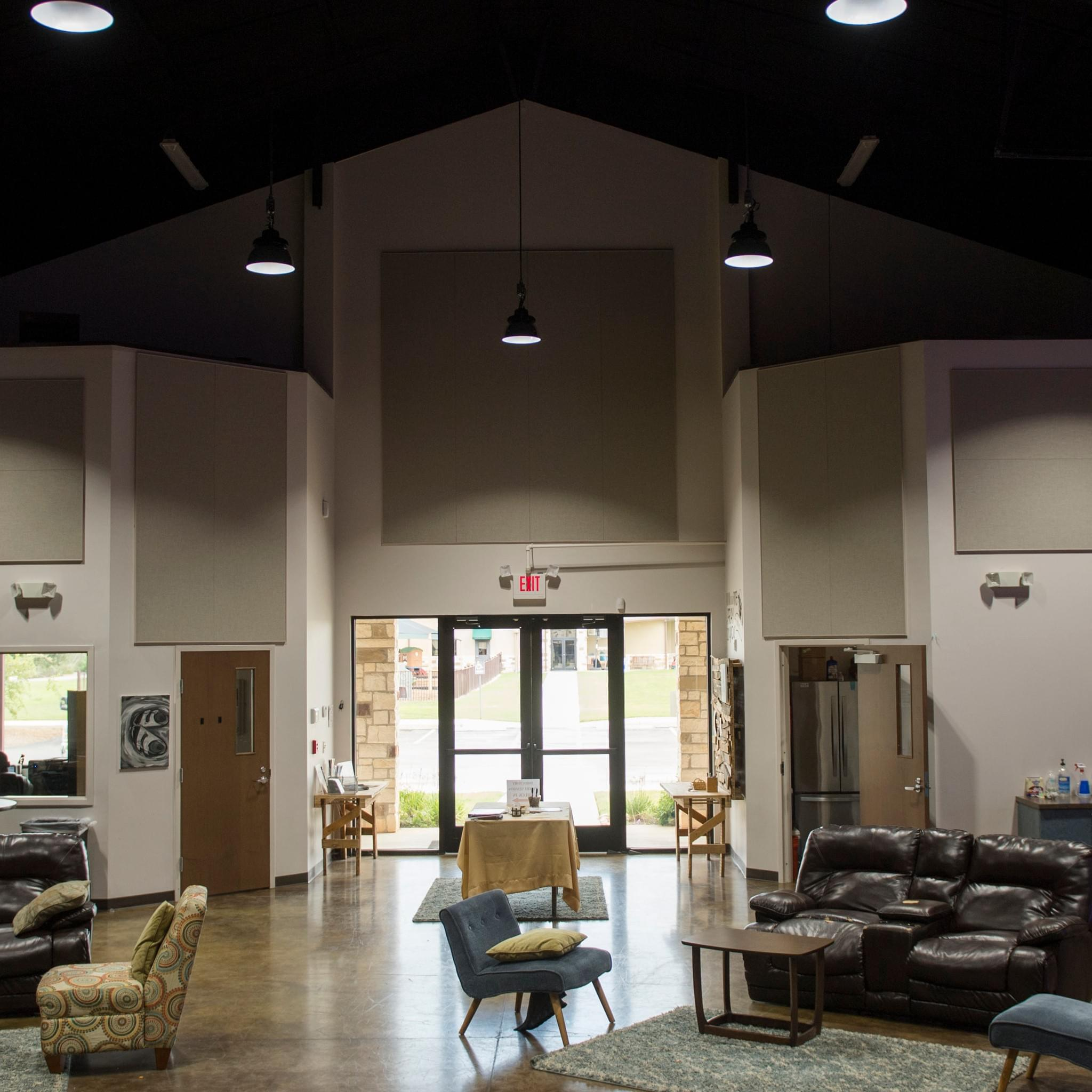 Gruene United Methodist Mission Outreach Center