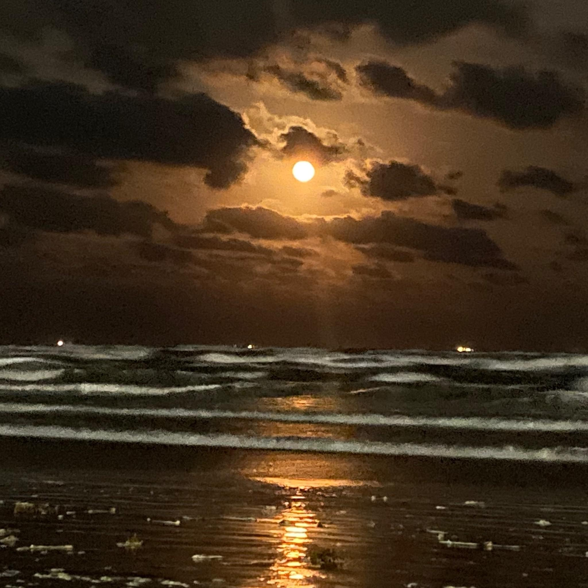 The Last Supermoon of 2020