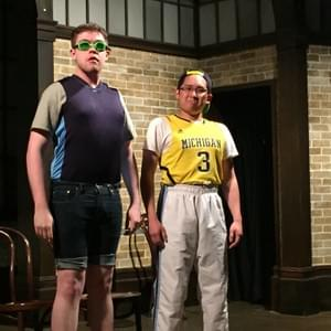 """Benchwarmers"" from Second City's Archive (2015)"