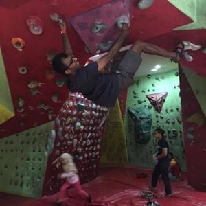 Bouldering at Yishun