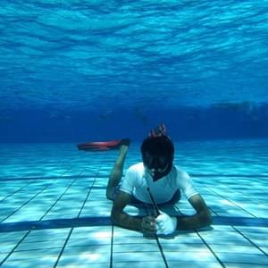 Underwater Hockey breath control