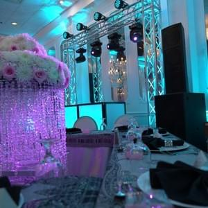 Double Tree Wedding June 2019.  Event planner: Studio heart, DJ & Production: JPC Entertainment