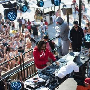 Harpoon Harry's Beach Bash PCB Featuring Lil Jon &  DJ Pressure.  Concert production provide by JPC Entertainment.