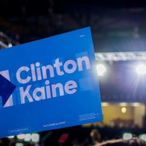 On assignment for Clinton/Kaine campaign in Florida