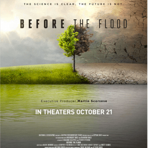 Before the Flood directed by Leo DiCaprio
