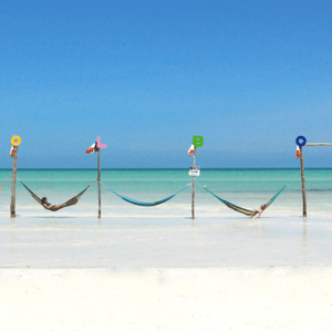 Excursion Holbox avec guide francophone