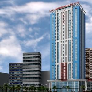 25 STOREY RESIDENTIAL TOWER – JUFFAIR FOR GULF HOTEL GROUP