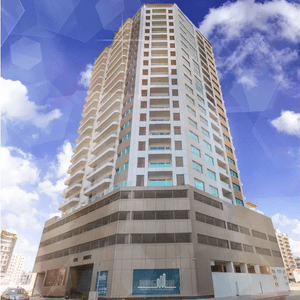 22 Storey Building at Amwaj