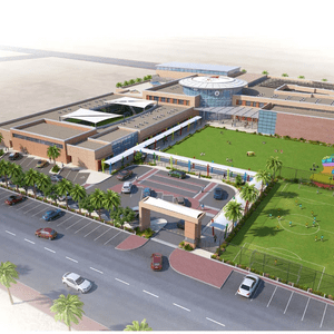 IKNS - Expansion Project - Phase 1 IBN Khuldoon High School