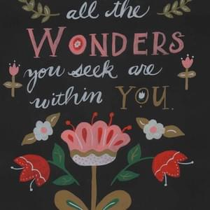 The Wonders You Seek