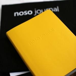 Comes with a custom bag - NOSO Journal