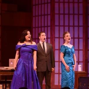 Megan McConnell Singing with Kent State Opera