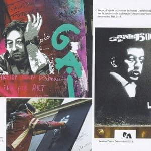 Gainsbourg Graffiti Omniscience 2017 Page27