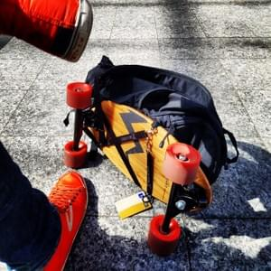 Eggboards and backpacks