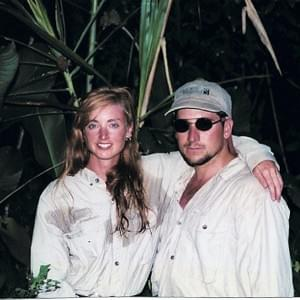 Michael & Serenity in the Amazon Jungle