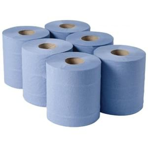 Blue rolls in stock and ready to go at M&G Energy