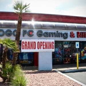 44. GoGo PC Gaming and Billiards shop next door. Photo by Alexia Zilliken