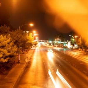 Maryland Pkwy from the overpass near Sunrise Hospital. Las Vegas, NV July 30 2018. Photo by Johnnie Wade