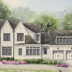Exeter Building | Bella Terra | North Raleigh Luxury New Homes