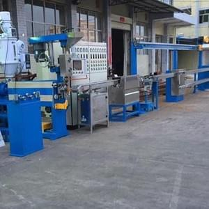 cable extruder manufacturing process form capstaner technology