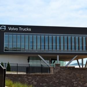 Volvo Customer Experience Center, Dublin, VA