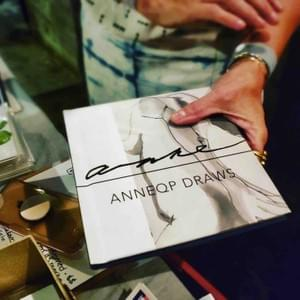 AnneQP Draws, Artworks by Anne Kupillas, 2018-2019