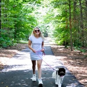 Colvard Farms Paved Walking Trails