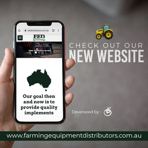 NorthEast AG Industrial New Website