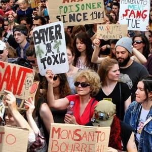 2016-05-21 #france #paris Marche contre Monsanto #MaM #MarchAgainstMonsanto #report