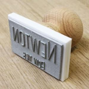 Engraving in Rubber
