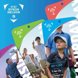 AT&T Byron Nelson - Designed at Creative Parc