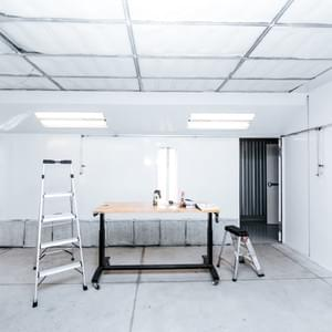 Manufacturing - Paint Booth