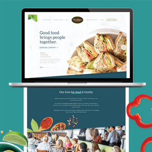 Picnickins Brand Refresh & Website (Designed at Creative Parc)