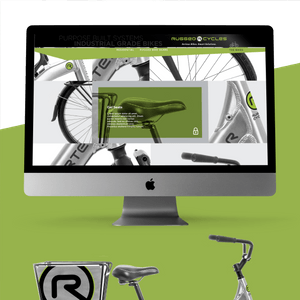 Rugged Cycles Brand + Website Design (Designed at Creative Parc)