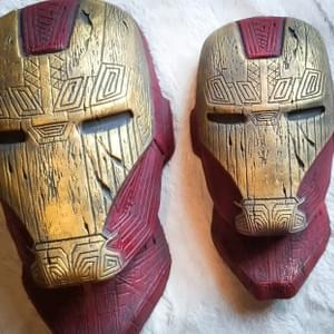 Iron Man Tikis