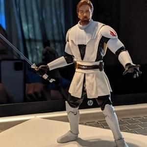 General Kenobi Cosplay Armor