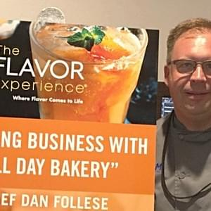 Presenting at The Flavor Experience 2016
