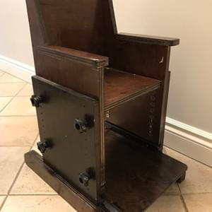 Adapted Chair