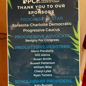 2018 Democratic Progressive Caucus of Florida Sponsor