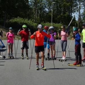 Many Nome Nordic and WISA athletes have attended summer biathlon camps at Kincaid Park run by Canadian Olympic biathlete Jean Paquet.   Jean is US Biathlon's Head Development  Coach.